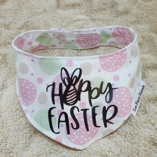 Bandana pour lapin Hoppy Easter